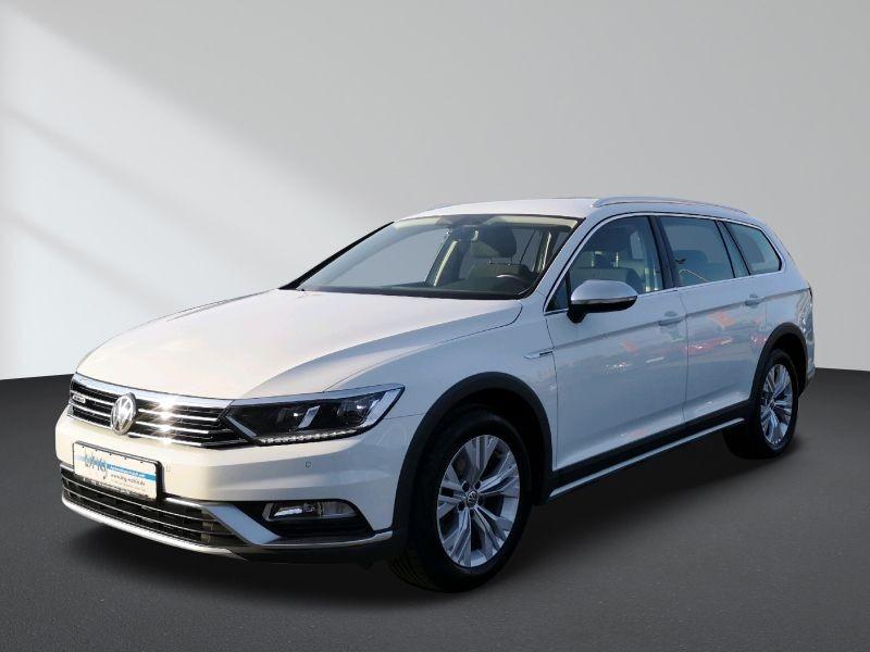 Volkswagen Passat Alltrack 2.0 TDI 4Motion DSG Navi LED, Jahr 2017, Diesel