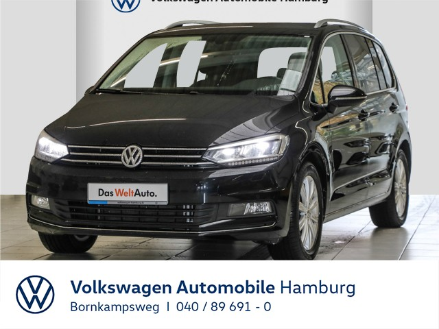 Volkswagen Touran 1.4 TSI Highline, ACC, PDC, CLIMATRONIC, NAVI, Jahr 2017, Benzin