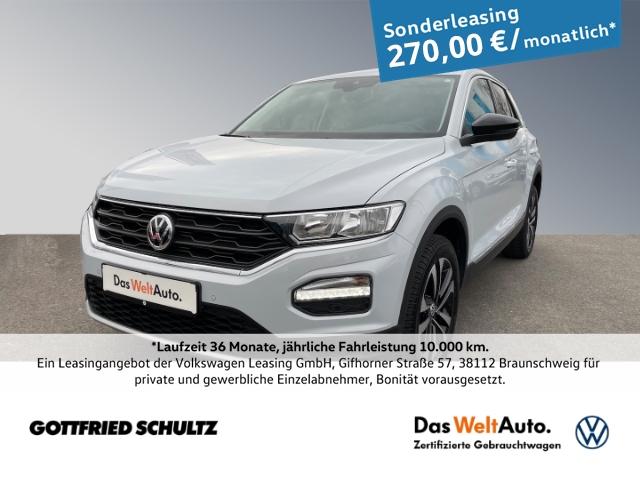 Volkswagen T-Roc UNITED UNITED1.5 Style 1.5 TSI NAVI PDC SHZ FSE LM, Jahr 2020, Benzin