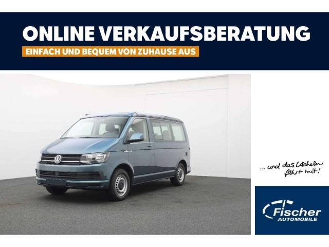 Volkswagen T6 California TDI 2.0 Beach 6-Gg. NAV/AHK/ALU, Jahr 2019, Diesel