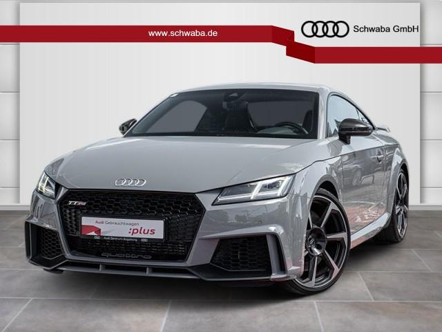 "Audi TT RS Coupé 2.5 TFSI qu. *MATRIX*B&O*DAB*20""*, Jahr 2016, petrol"