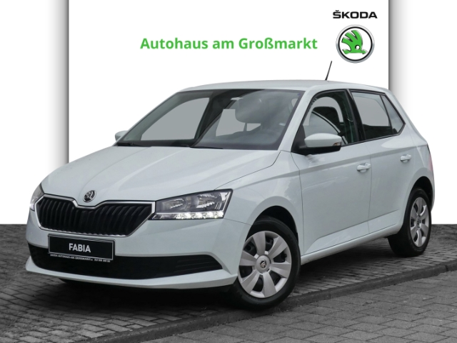 Skoda Fabia 1.0 MPI CoolPlus, Jahr 2019, Benzin