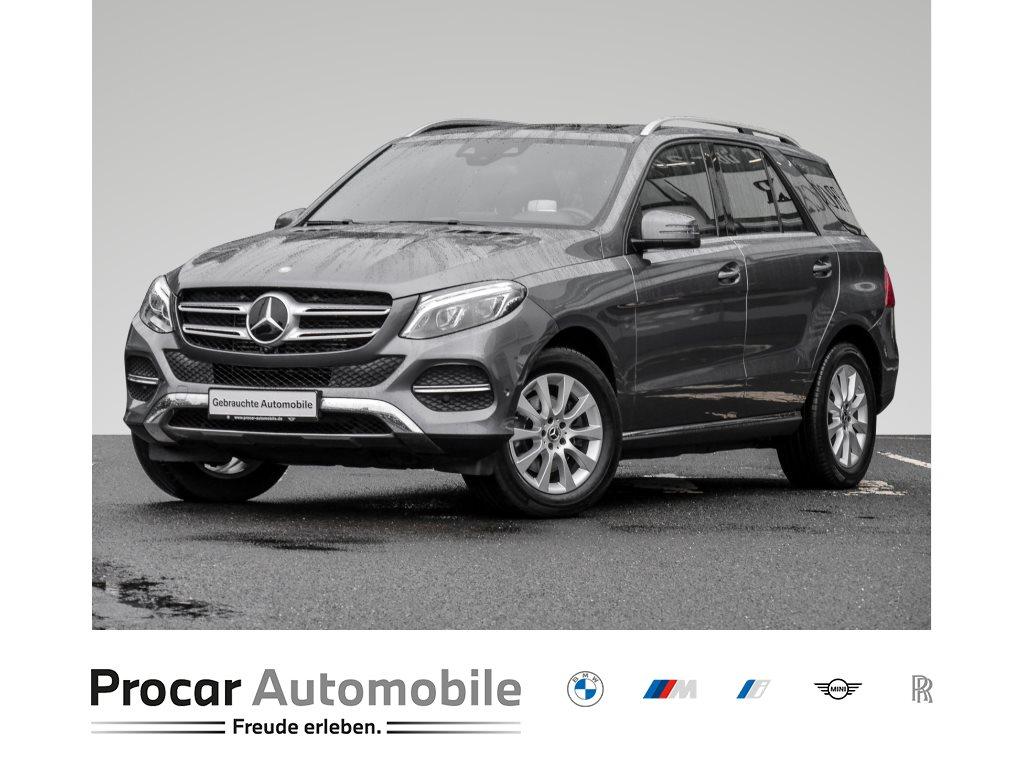 Mercedes-Benz GLE 350 +4 MATIC+HEAD-UP+LED+NAVI+KLIMAAUTO.+PANO.DACH++, Jahr 2017, Diesel
