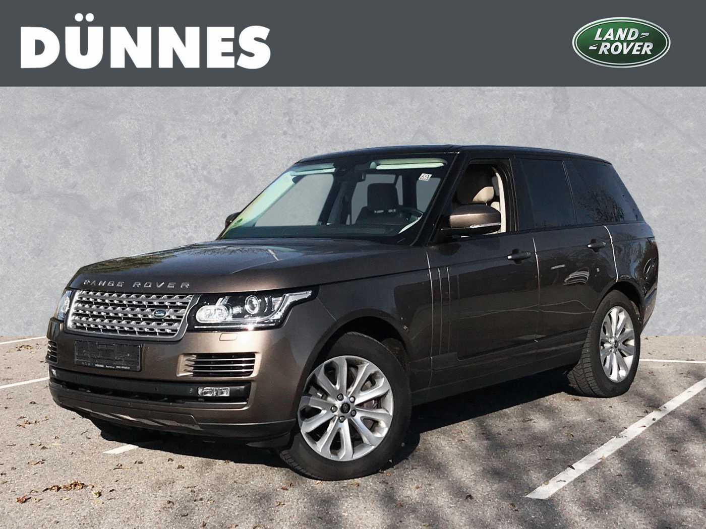 Land Rover Range Rover SDV8 Vogue, Jahr 2014, Diesel