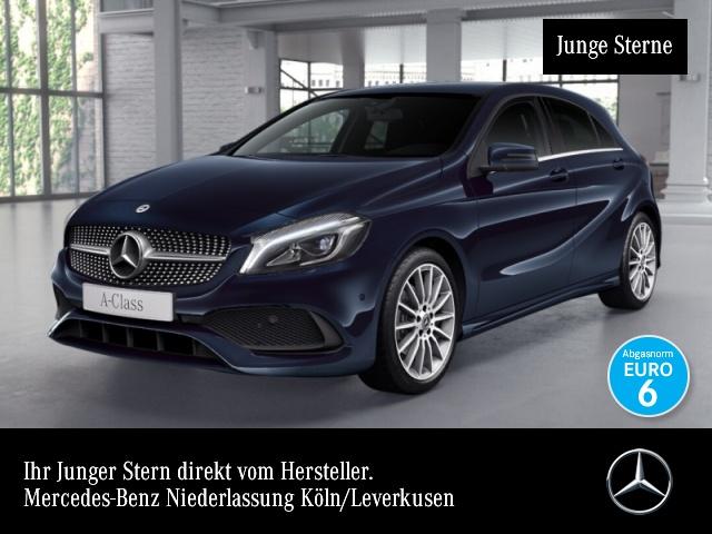 Mercedes-Benz A 200 AMG LED Kamera Navi Totwinkel Klimaautom PTS, Jahr 2017, Benzin