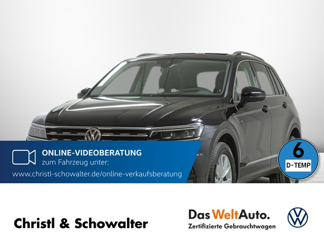 Volkswagen Tiguan JOIN 2.0 TDI 4Motion DSG AHK Pano Bluetooth, Jahr 2019, Diesel