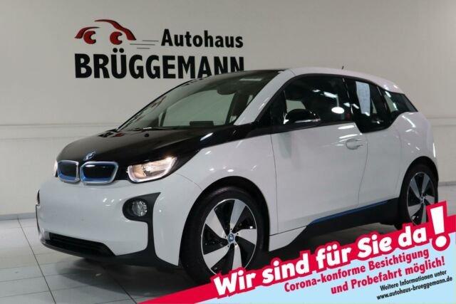 BMW I3 EDRIVE AUTO. 94 AH SCHNELLLADEN NAVI-PROF LM1, Jahr 2017, Elektro