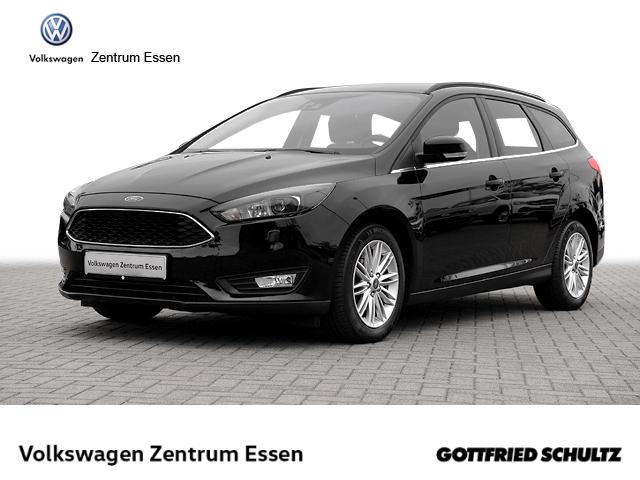 Ford Focus Turnier 1.0 EcoBoost Cool&Connect Xenon Navi Bluetooth, Jahr 2018, Benzin