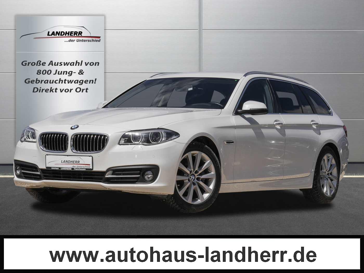 BMW 520d Aut. // LED/Navi/PDC, Jahr 2017, Diesel