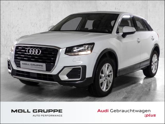 Audi Q2 35 TFSI sport (Navi*Sitzheiz.*Einparkhilfe*Alu 17''), Jahr 2018, Benzin