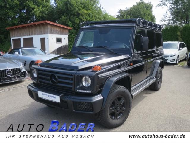 Mercedes-Benz G 350 d Professional OffRoad Paket Standheizung, Jahr 2016, Diesel