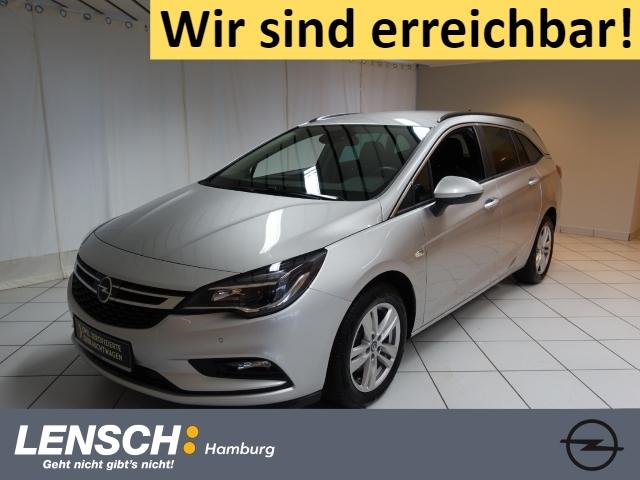Opel Astra K ST 1.6 CDTI Business Edition AUTOM+NAVI, Jahr 2018, Diesel