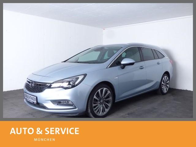 Opel Astra K Sportstourer 1.4 Turbo Ultimate Navi|LED, Jahr 2018, Benzin