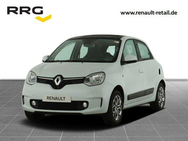 Renault Twingo SCe 70 Limited Klima + Faltdach 0,99% Fin, Jahr 2019, Benzin
