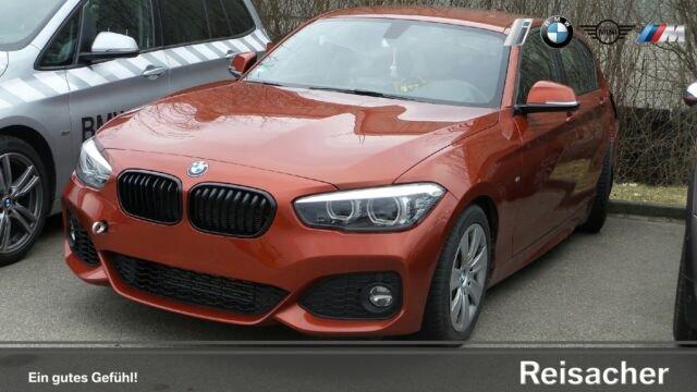 BMW 118i 5trg. M-Paket, Jahr 2018, Benzin