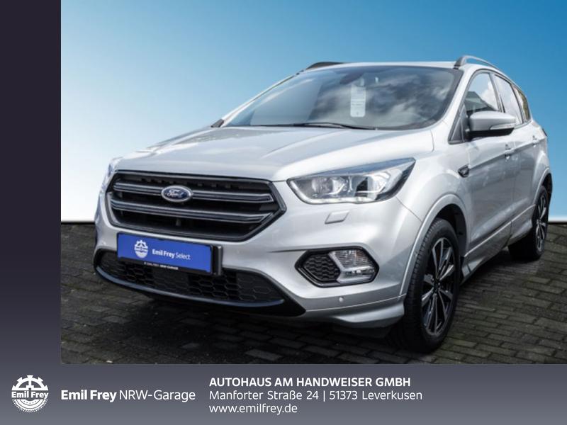 Ford Kuga 1.5 EB 2x4 ST-Line, Navi, DAB+, Shz,, Jahr 2019, Benzin