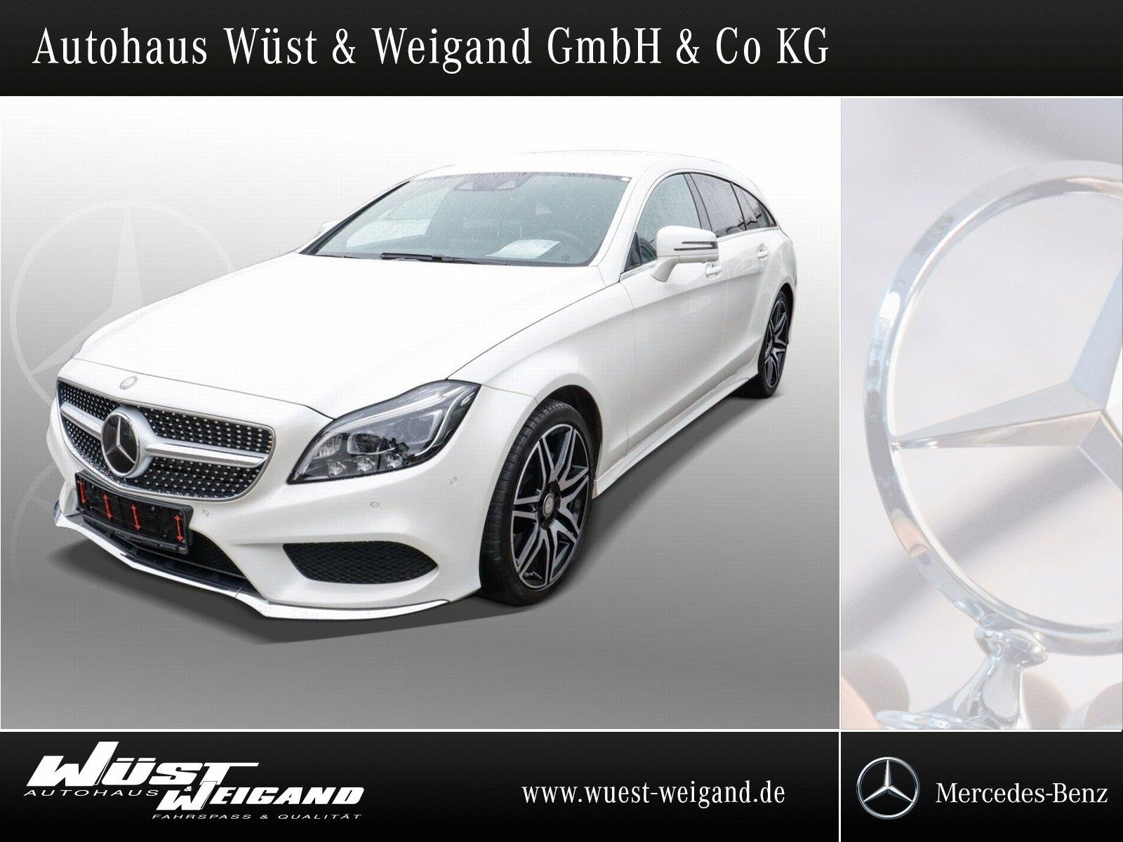 Mercedes-Benz CLS 350 d SB AMG-Line++Standh.++Distronic+Totw., Jahr 2016, Diesel