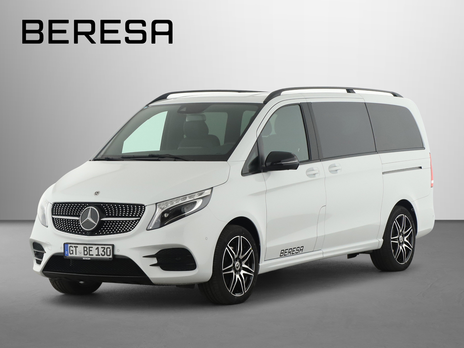 Mercedes-Benz V 250 Avantgarde Lang Fahrassist., Jahr 2021, Diesel