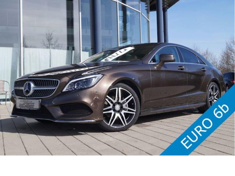 Mercedes-Benz CLS 250 d 4M AMG LINE PLUS-FAHRASSISTENZPAKET +, Jahr 2016, diesel