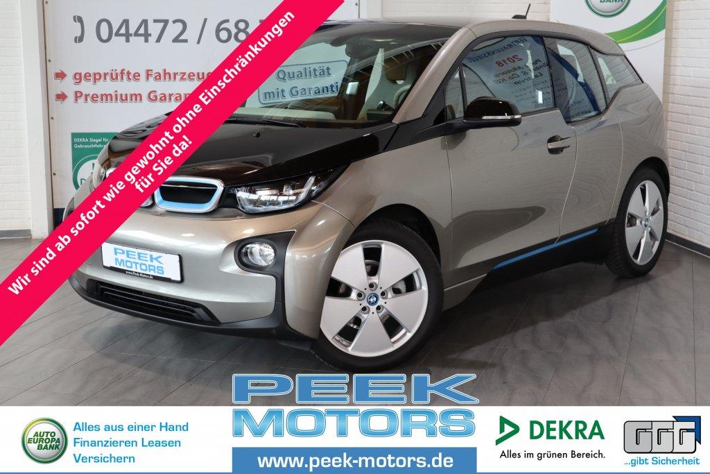 BMW i3 Range Extender LED Navi Klimaautomatik Tempomat, Jahr 2016, Hybrid