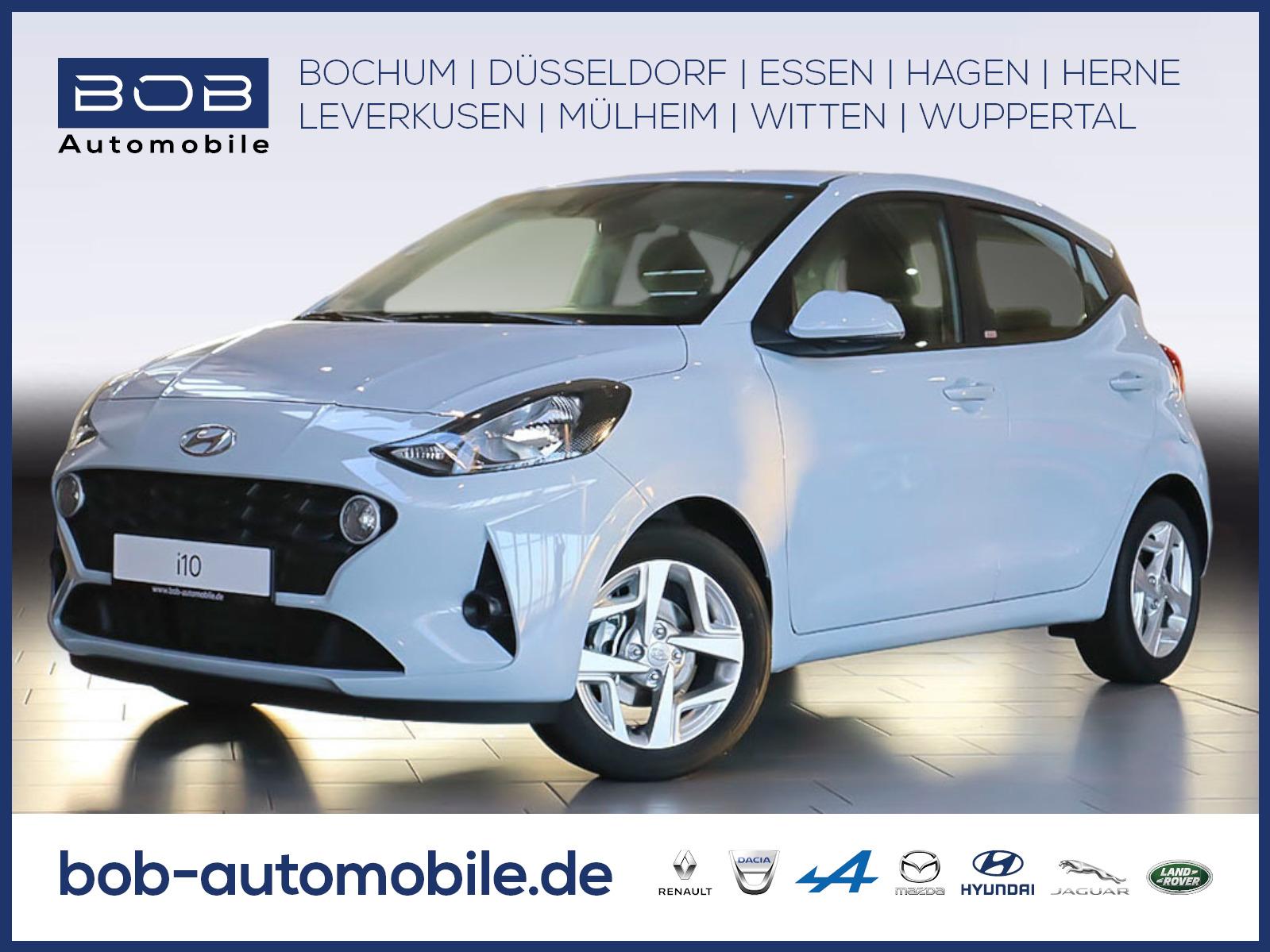 Hyundai i10 1.2 Trend SHZ KLIMA BT PDC, Jahr 2020, Benzin