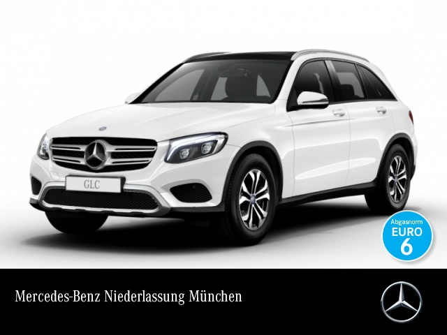 Mercedes-Benz GLC 220 d 4M Pano ILS LED Kamera Navi Totwinkel 9G, Jahr 2015, Diesel
