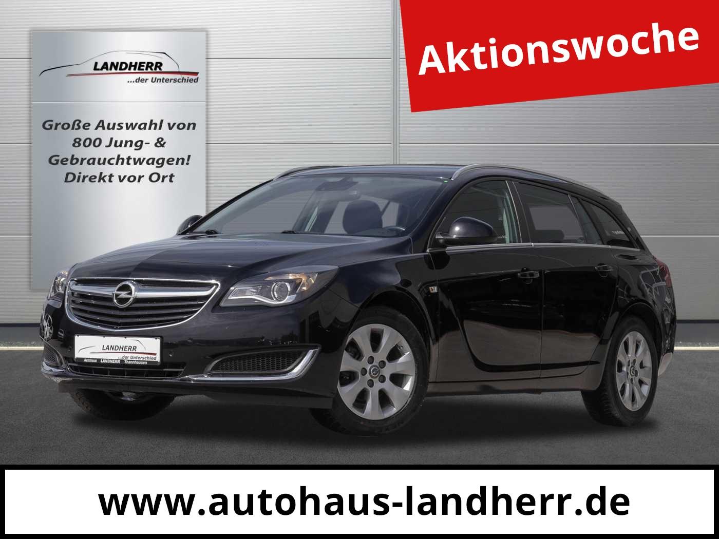 Opel Insignia Sports Tourer Edition // Navi/PDC, Jahr 2017, Diesel