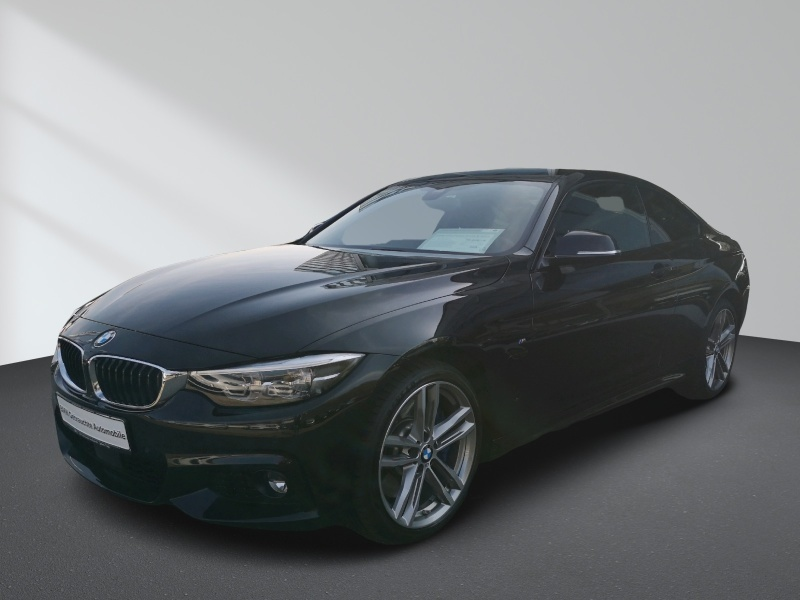 BMW 435d xDrive Coupe M Sport Navi Prof. Sport Aut. LED Komfortzug. Harman Kardon, Jahr 2017, Diesel