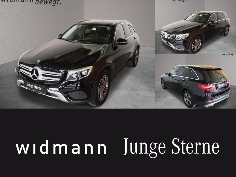 Mercedes-Benz GLC 350 d 4M *LED*AHK*Kamera*Sitzhzg.*Navi*PDC*, Jahr 2017, Diesel