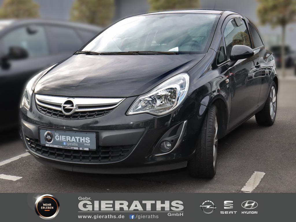 Opel Corsa 1.4, Jahr 2012, Benzin