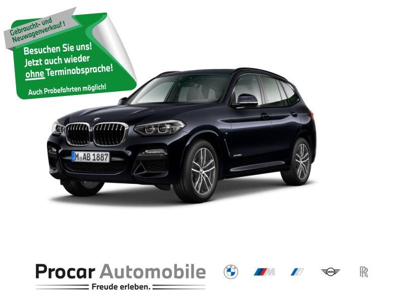 BMW X3 xDrive20d M Sport Navi LED Klimaaut. Pano, Jahr 2018, Diesel