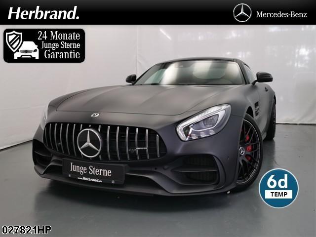 Mercedes-Benz AMG GT C Coupe Night-Pak. Aerodynamik 19/20 Zoll, Jahr 2018, Benzin