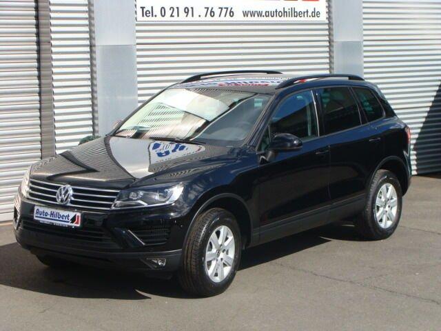 Volkswagen Touareg V6 TDI Xenon, Leder, AHK. 1.H. Unfallfr, Jahr 2015, Diesel