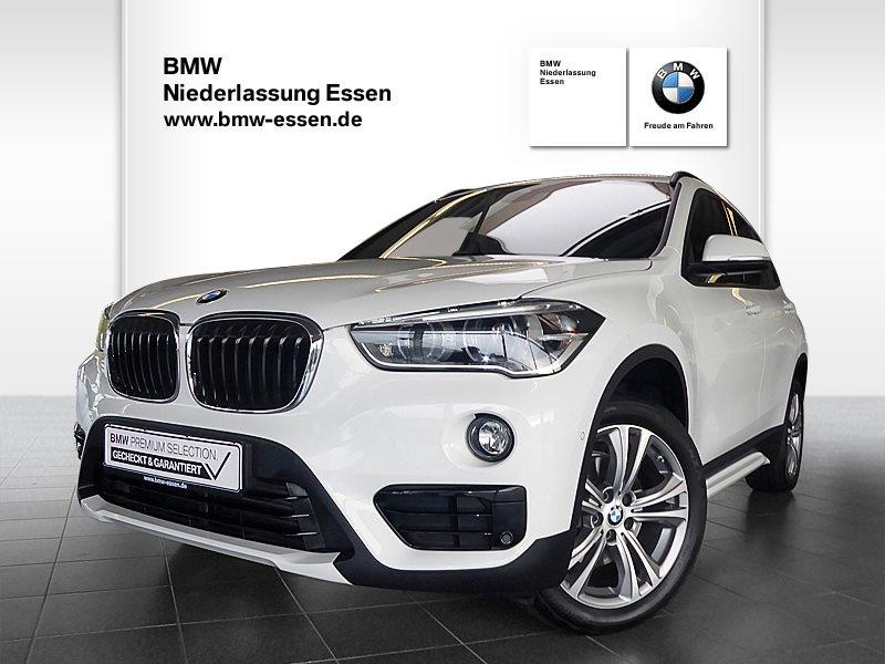 BMW X1 sDrive18d Sport Line, Jahr 2017, Diesel