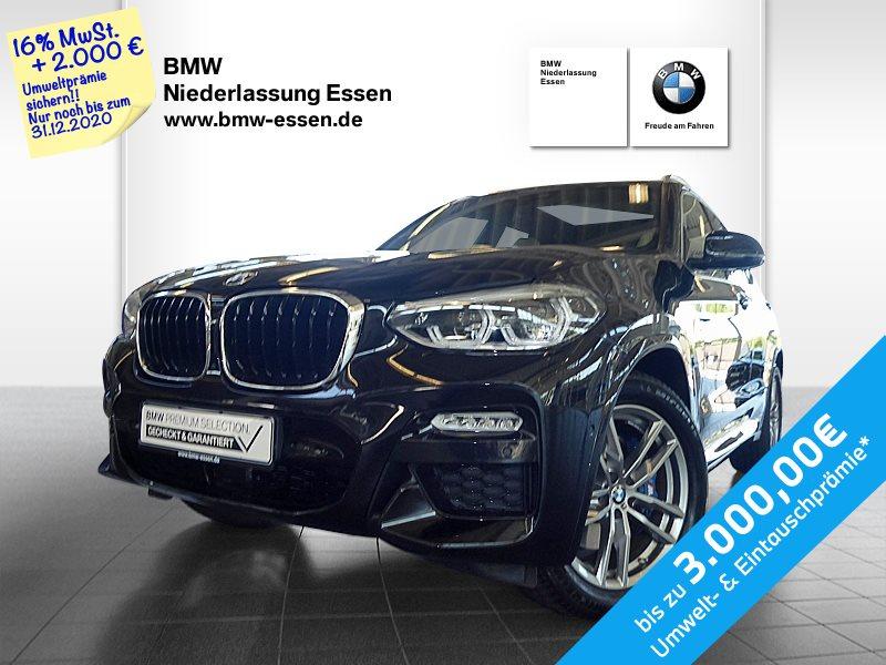 BMW X3 xDrive30i M Sportpaket, Jahr 2019, Benzin