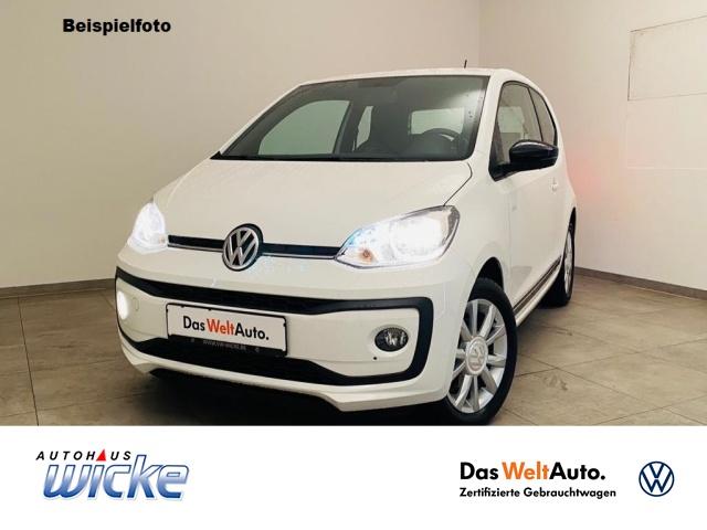 Volkswagen up! 1.0 club up! Klima,Composition Phone, Jahr 2016, Benzin