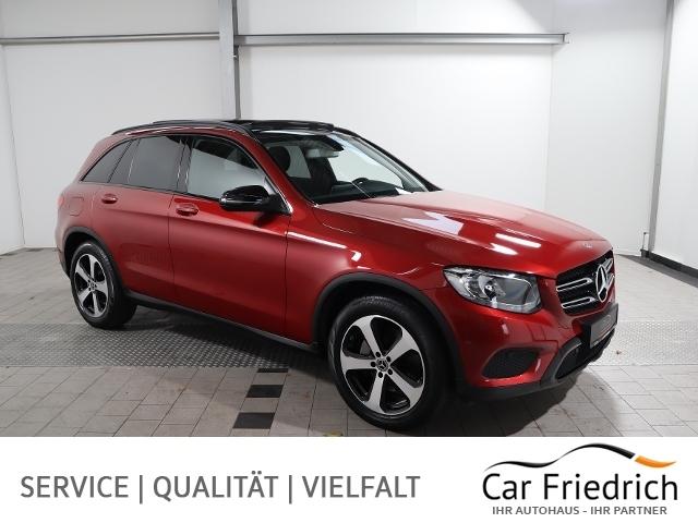 Mercedes-Benz GLC 250 d 4Matic Exclusive Pano / Navi, Jahr 2017, Diesel