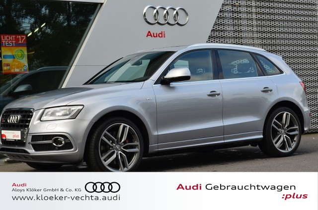 Audi SQ5 3.0 TDI tiptronic quattro, Jahr 2015, Diesel