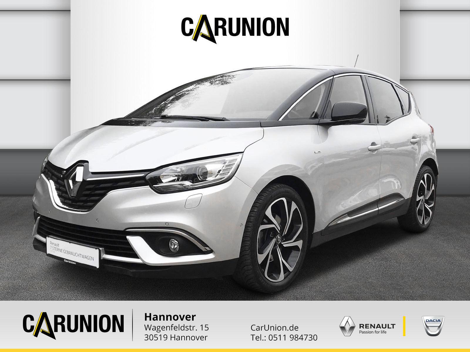 Renault Scenic BOSE Edition, Jahr 2016, Benzin