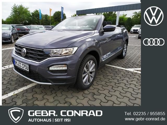 Volkswagen T-Roc Cabriolet UPE: 32.000 Euro, Style, Navi, Jahr 2020, Benzin