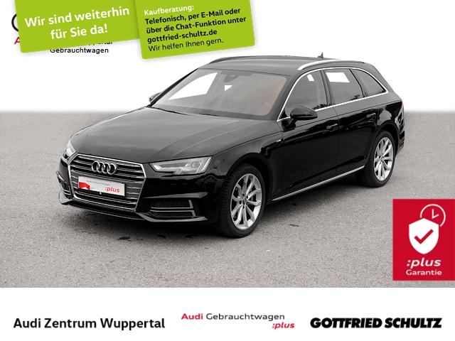 Audi A4 Avant 2.0TDI VIRTUAL 2X S-LINE LED CONNECT NAV Sport, Jahr 2017, Diesel