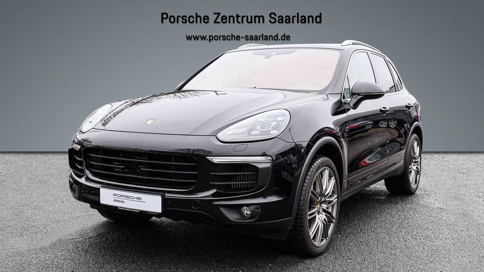 """Porsche Cayenne S Diesel 21"""",AHK,Standh., Jahr 2016, diesel"""