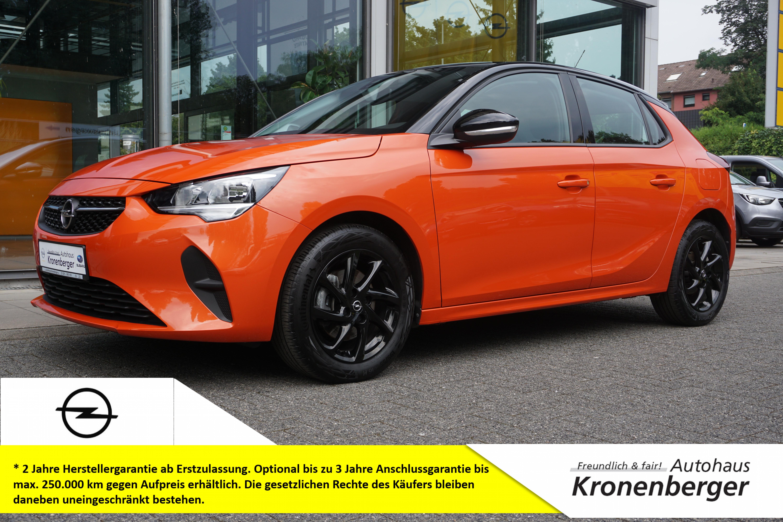 Opel Corsa F 1.2 Edition Sitzheizung, Jahr 2020, Benzin