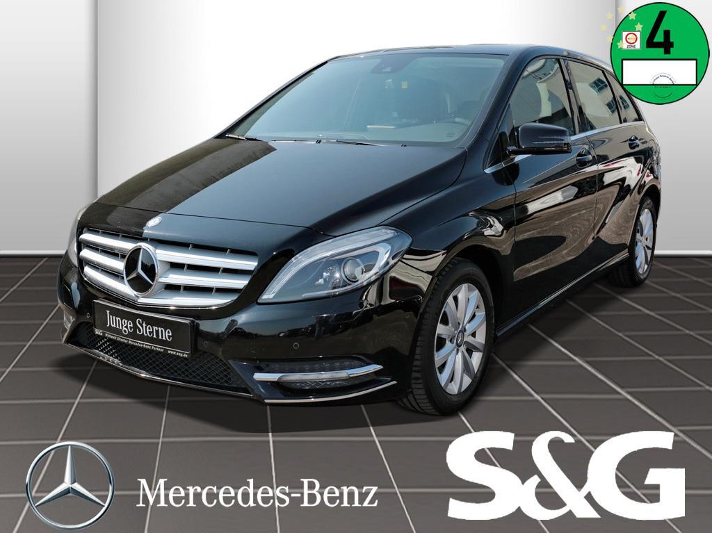 Mercedes-Benz B 200 CDIi Comand/Sitzheizung/Chrom-Paket/Park-P, Jahr 2012, Diesel