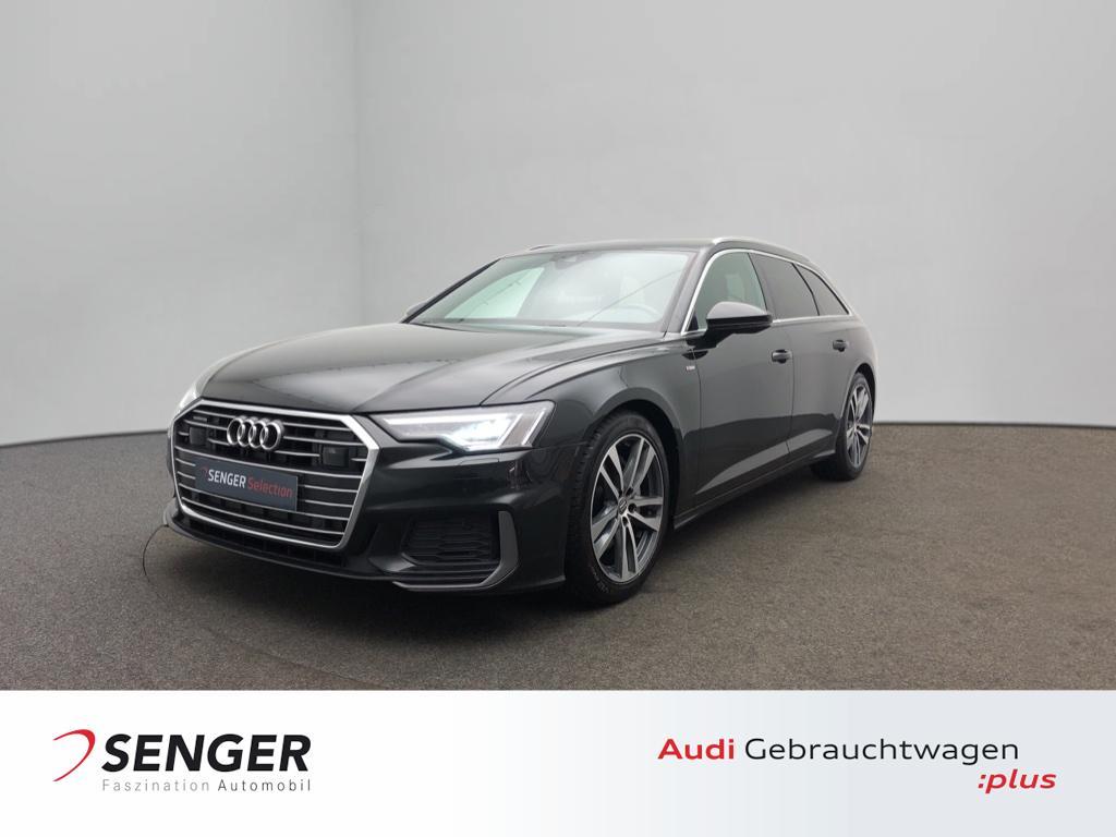 Audi A6 Avant 3.0 TDI quattro S line Kamera Autom LED, Jahr 2019, Diesel