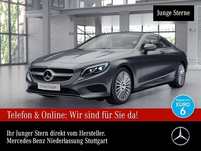 Mercedes-Benz S 400 Cp. 4M Fahrass 360° Airmat Stdhzg Pano HUD, Jahr 2017, Benzin