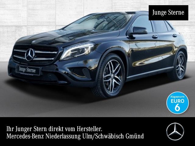 Mercedes-Benz GLA 220 CDI Urban Navi AHK Night Xenon PTS, Jahr 2015, diesel