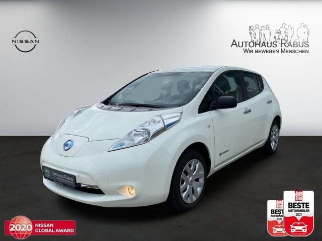 Nissan Leaf 24KW Automatik - Visia, Jahr 2016, Elektro