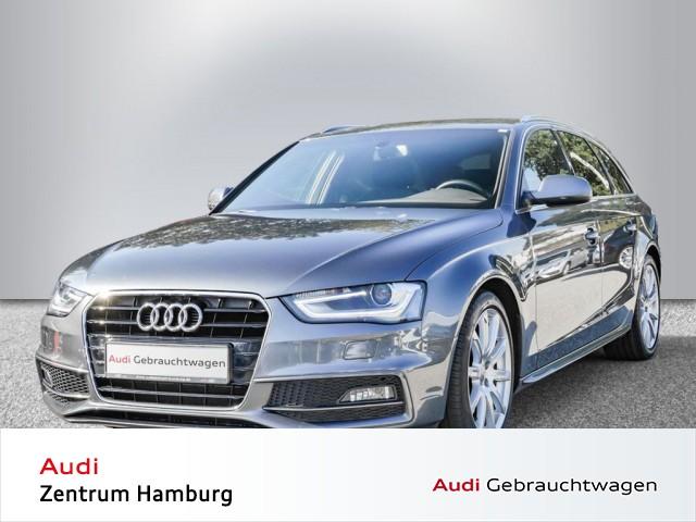 Audi A4 Avant 2,0 TDI S line multitr. NAVI XENON SITZHEIZ., Jahr 2015, Diesel