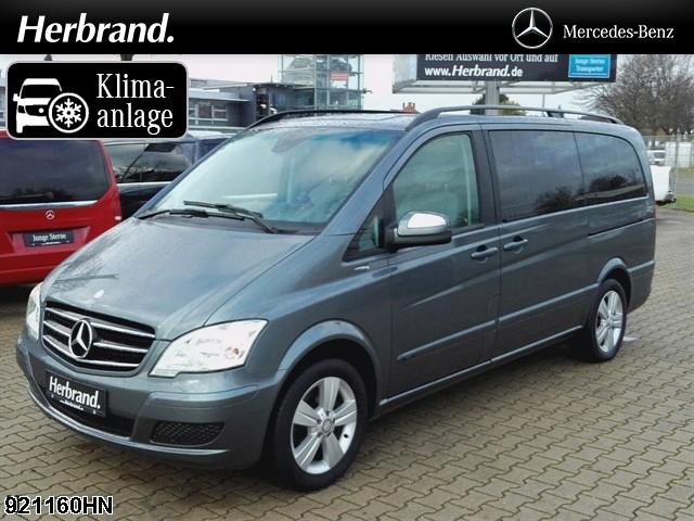 Mercedes-Benz Viano 2.2CDI TREND L *6 SITZE*2xKLIMA*NAVI*AHK*, Jahr 2013, diesel